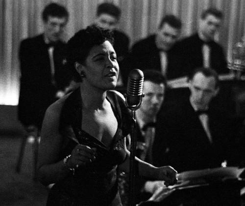 Celebrating Billie Holiday's 100th Birthday: Photos