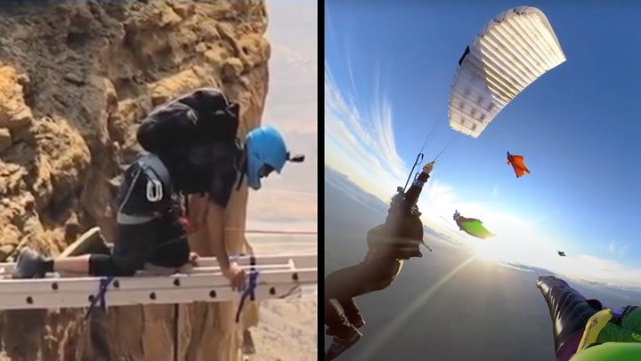 These Daring Stunts Aren't For The Faint Of Heart