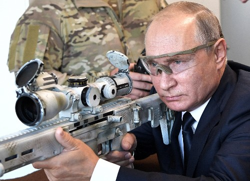 Kremlin slams new US sanctions affecting arms exports