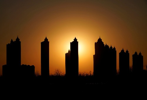 China's January home price growth at nine-month low as confidence dips