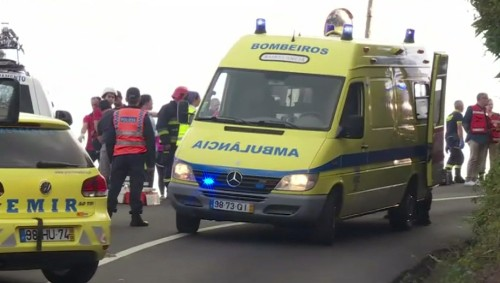 Portugal says all 29 dead in bus crash were German