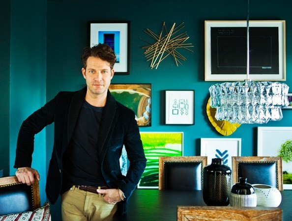 Suite Spot: See the Super Luxe Hotel Room that Nate Berkus Decorated