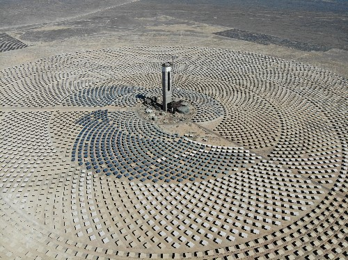 In Chile's Atacama Desert, a cautionary tale for bold renewable energy vows