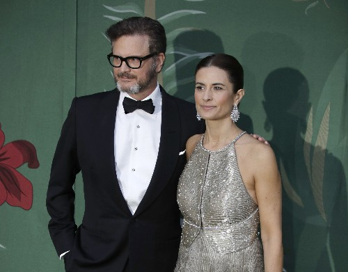 Oscar winner Colin Firth and wife split after 22 years