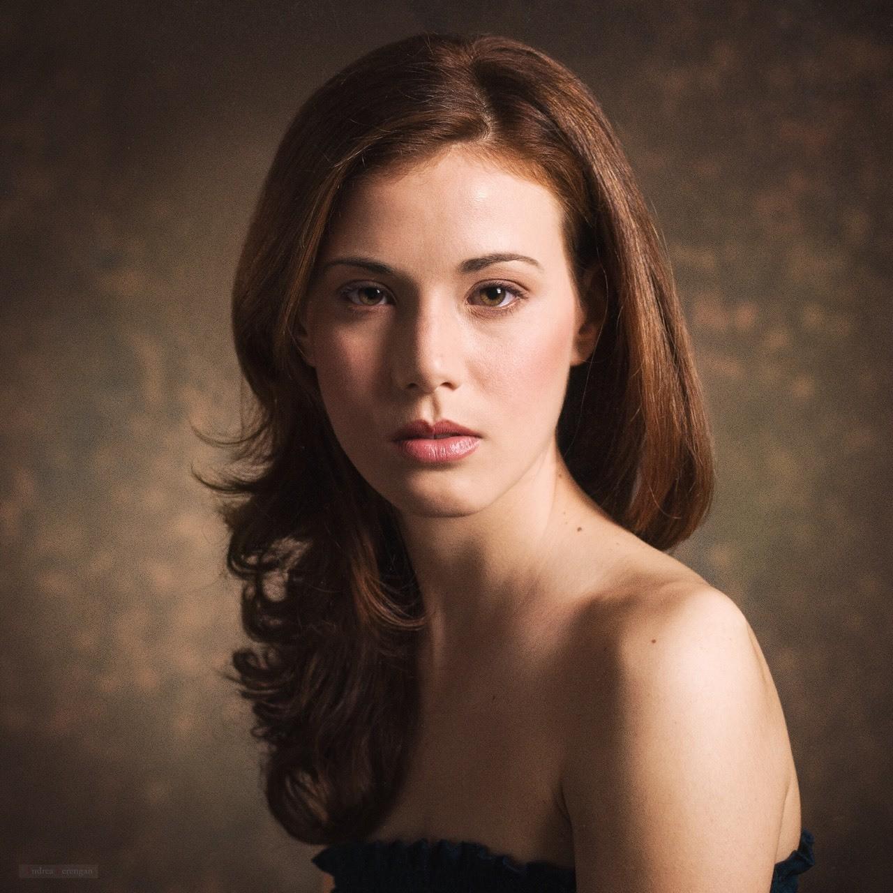 Classic Portrait Model Laura