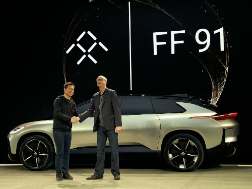 Faraday Future accused of defaulting on $1.8 million in payments to visual-effects company