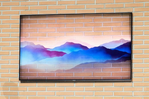 Samsung's 2018 QLED TVs with 'Ambient Mode' start at $1,500
