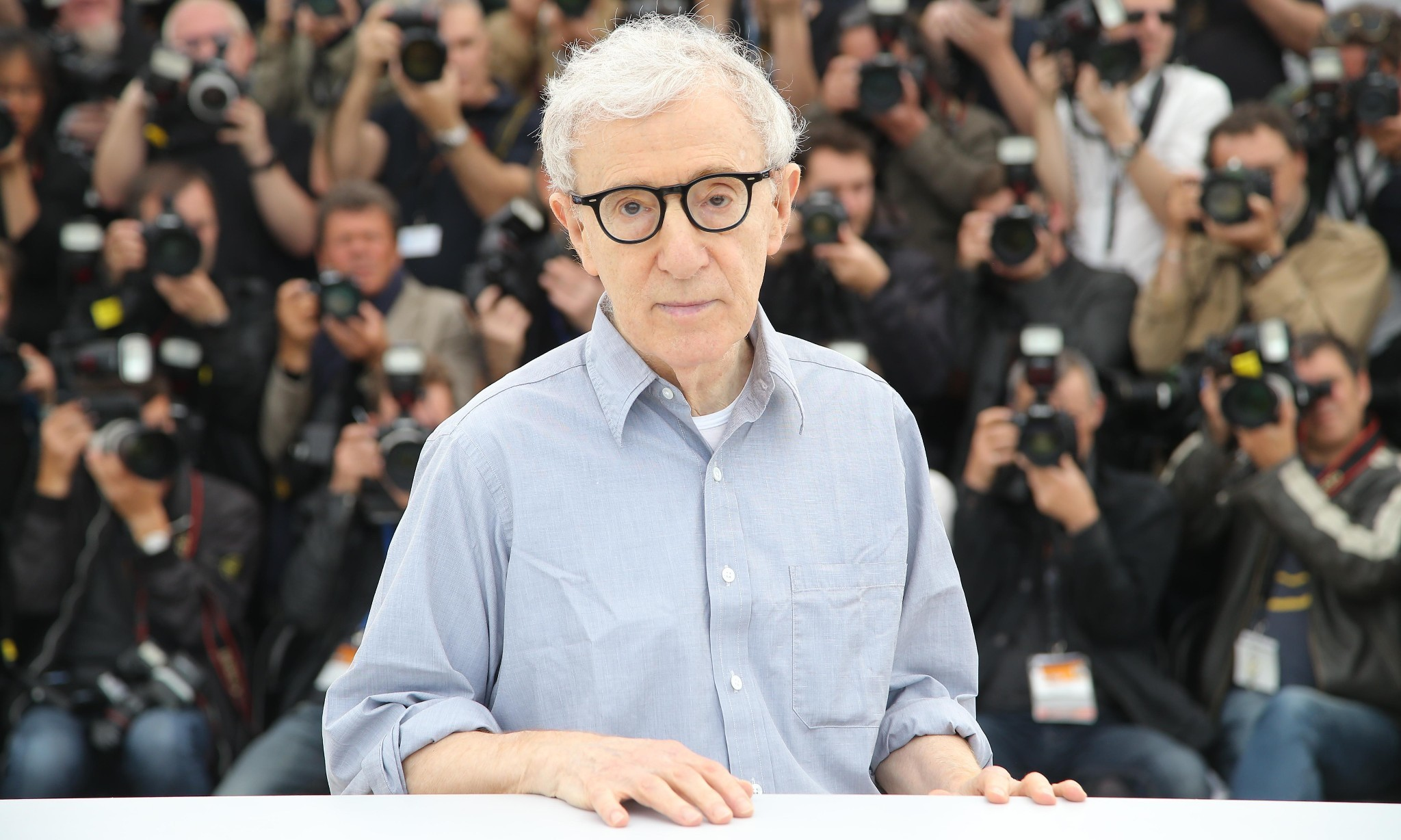 Woody Allen: 'There are traumas in life that weaken us. That's what has happened to me'