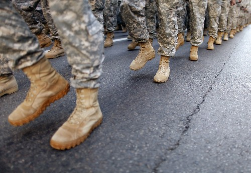 U.S. judge rebuts Trump on transgender troop limits
