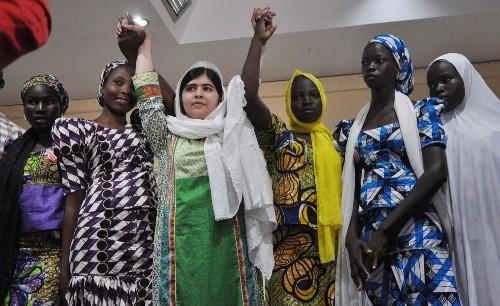 Malala Yousafzai Wins Nobel Prize: Pictures