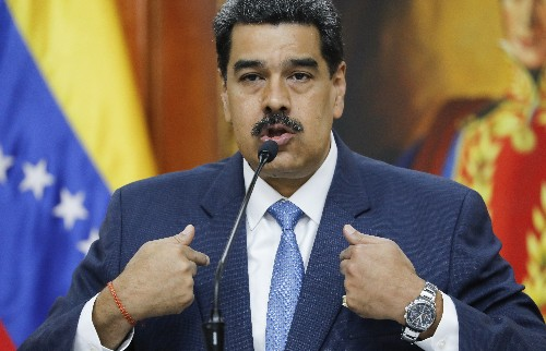 US sanctions Russian oil trading firm for role in Venezuela