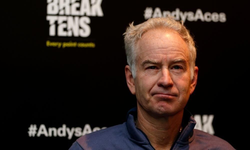 John McEnroe on how to make tennis more exciting: ditch the umpires