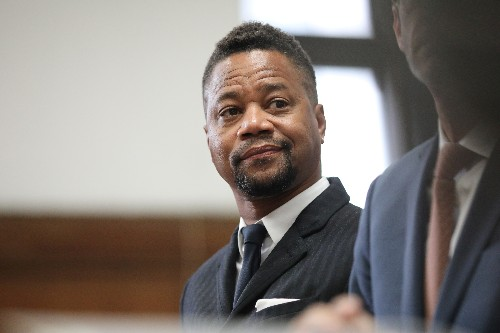 Actor Cuba Gooding Jr. to face new U.S. charges in groping case