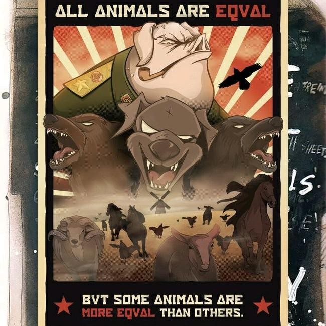 🐽 All Animals Are Equal... - cover