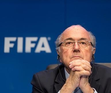 国际足联反腐 - cover