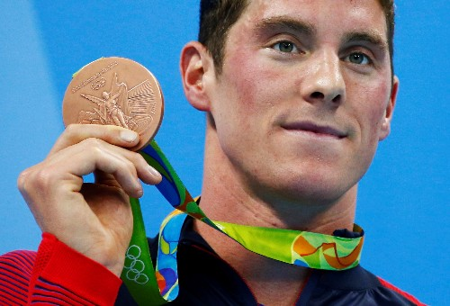 U.S. Olympic champion Dwyer retires after doping ban