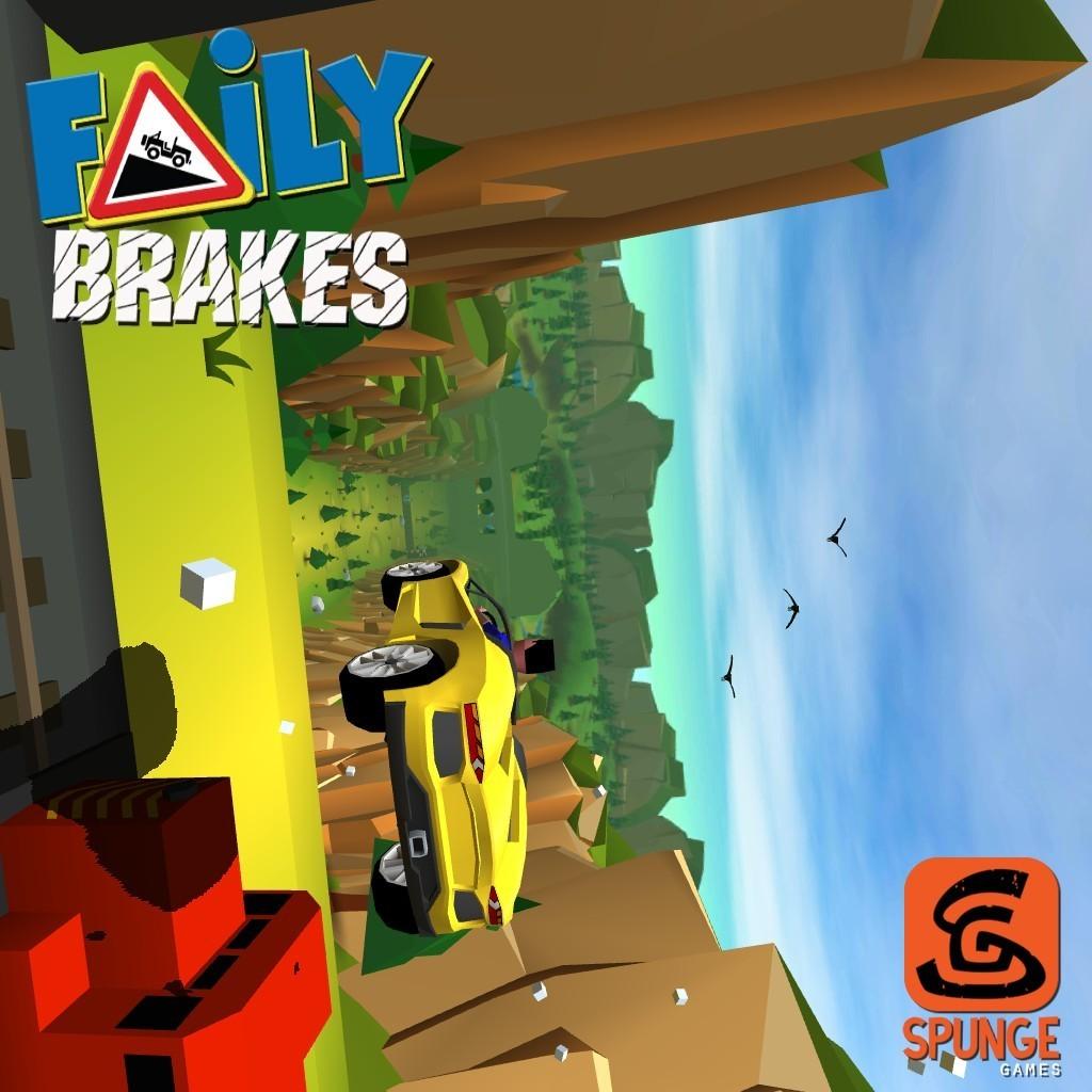 Faily Brakes    Faily Brakes - Magazine cover
