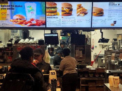 U.S. labour board approves McDonald's bid to settle case by franchise workers