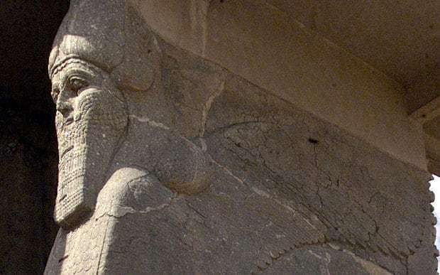 Islamic State will try to profit from the treasures of Nimrud