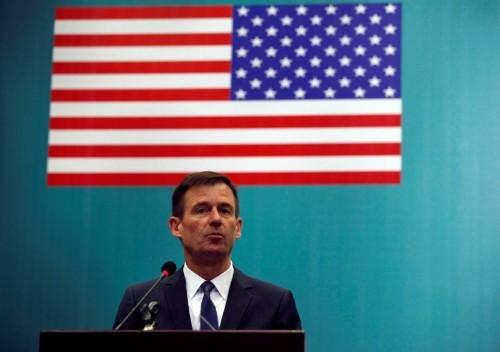 Pakistan summons U.S. ambassador after Trump's angry tweet
