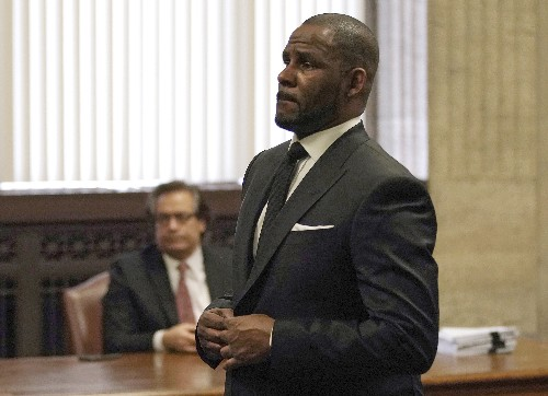 Judge expected to rule on R Kelly request to fly to Dubai