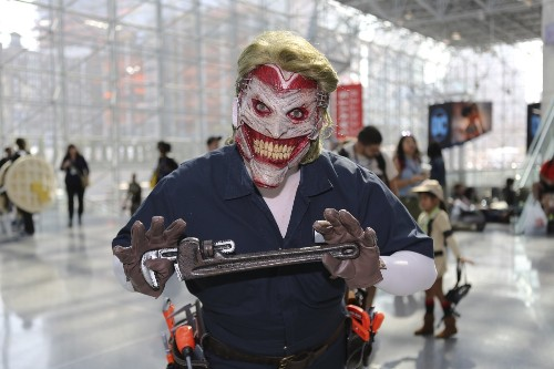 Comic Con Weekend in NYC: Pictures