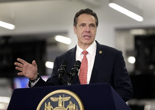 New York governor says legal marijuana not likely this year