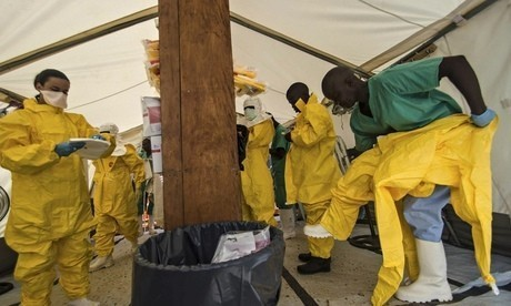 Ebola virus: what is the real risk to the UK?