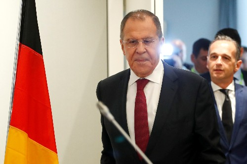 Germany presses Iran to meet nuclear deal obligations