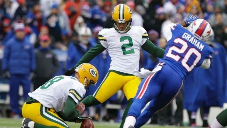 Packers, Crosby agree to four-year extension