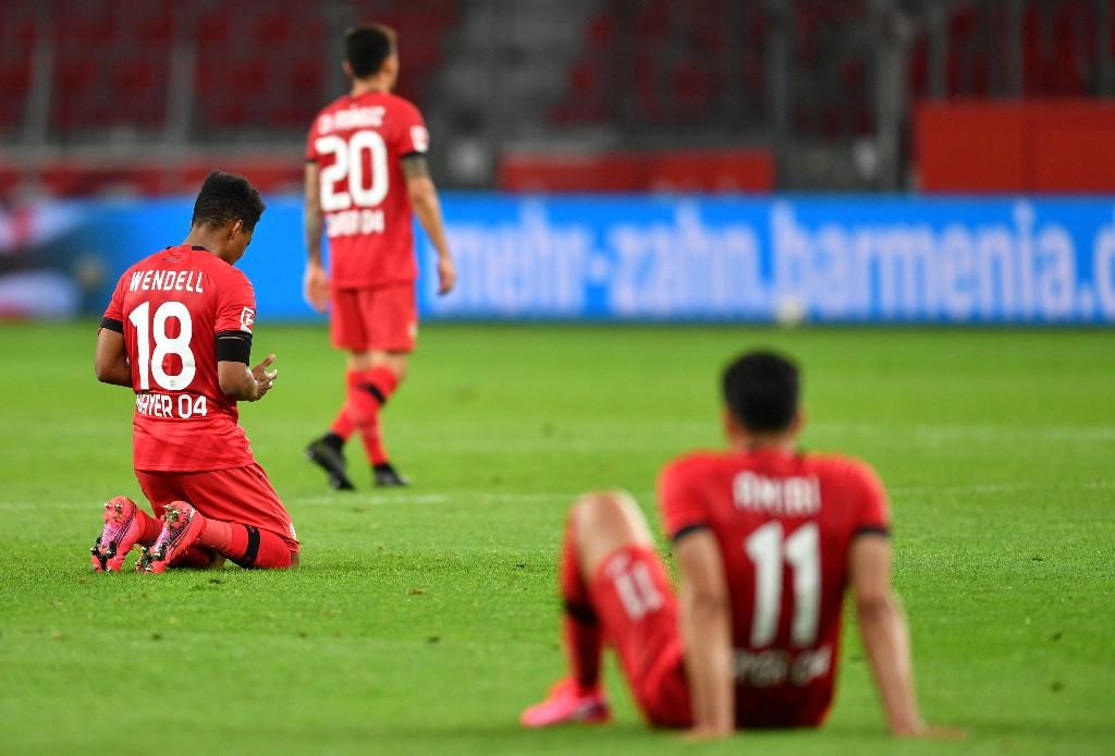Double joy for Pongracic as Wolfsburg stun Leverkusen