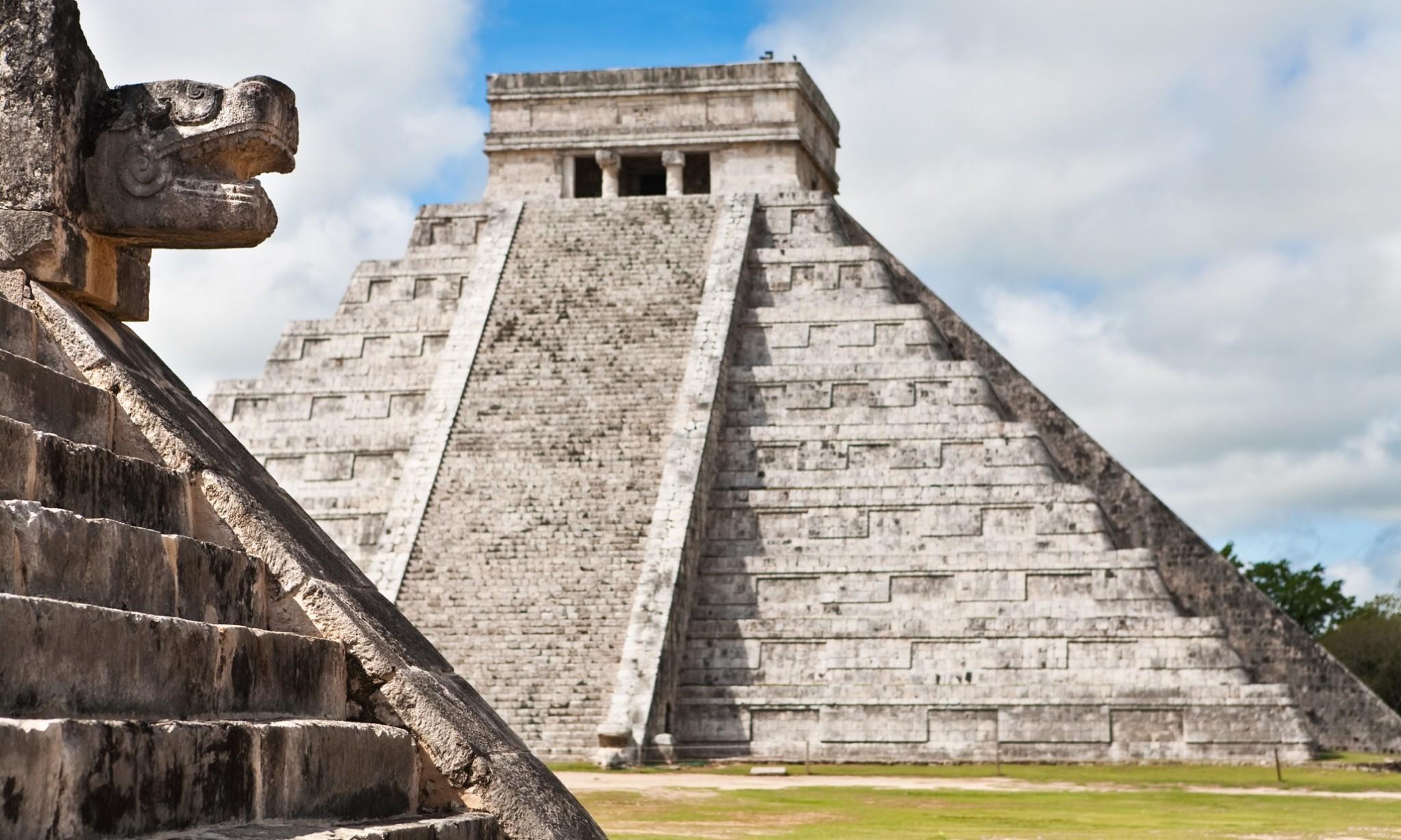 Subterranean river discovered beneath Mexico's Chichen Itza ruins