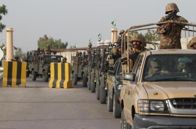 Pakistan passes tough anti-terrorism law