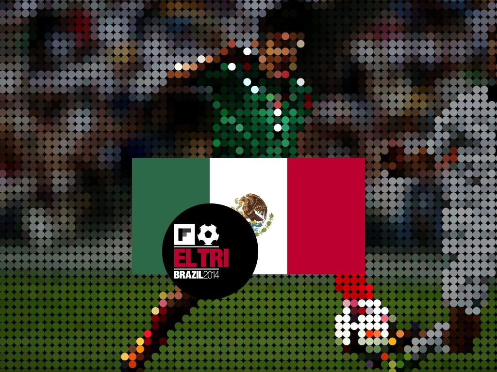 Mexico: World Cup 2014 - cover