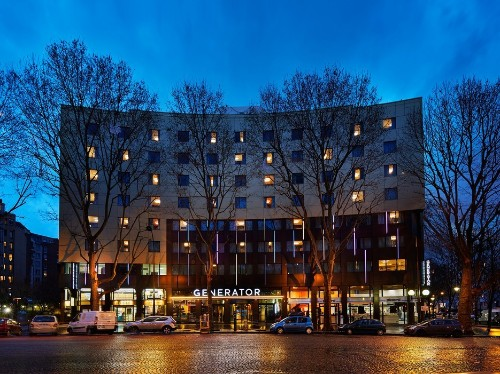The Hautest Place In Paris Is... A Hostel?!   HuffPost Life