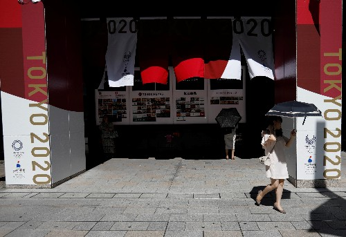 Heat headache for 2020 planners as Tokyo swelters a year before Games