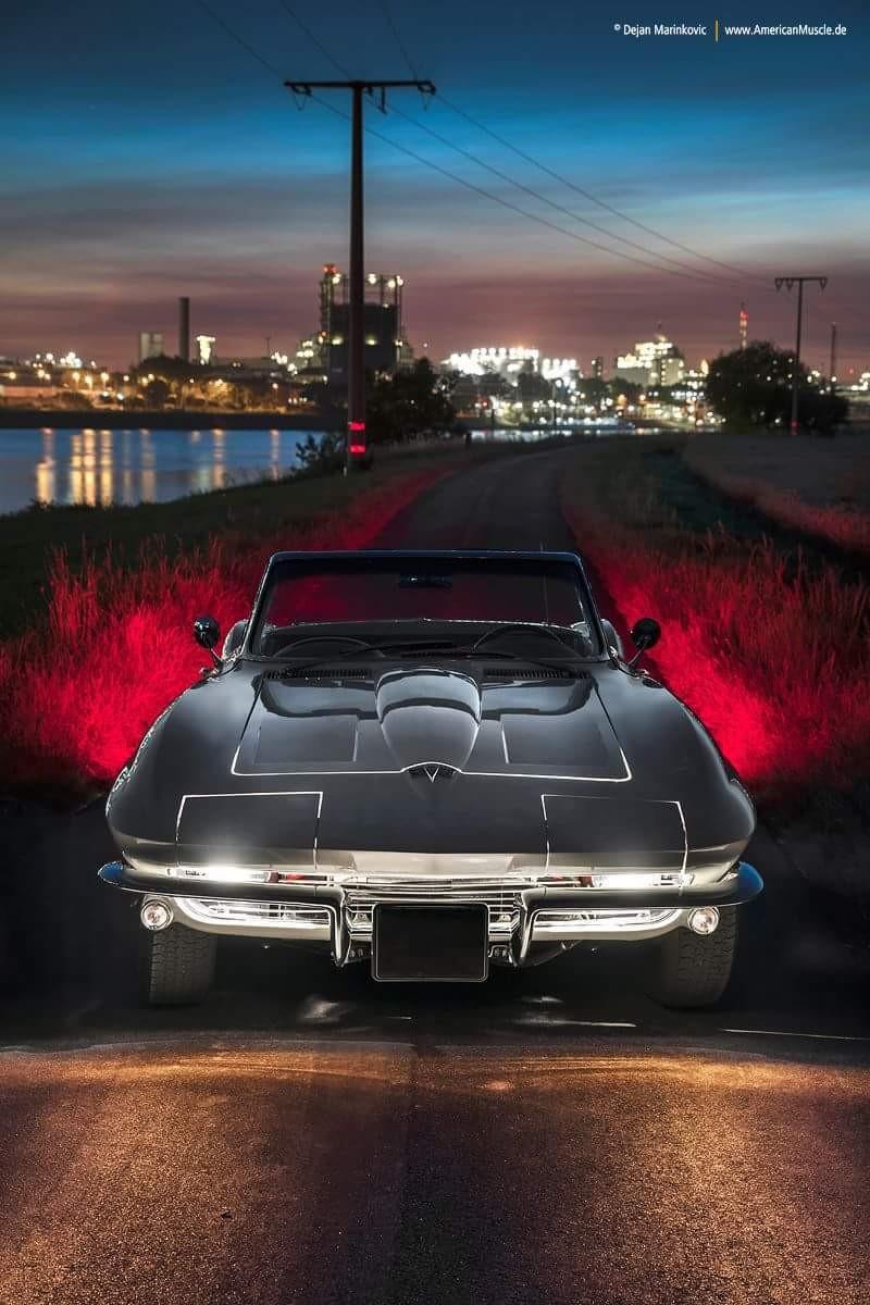 1964 Corvette C2 Sting Ray Convertible Location: Mannheim Photo: Dejan Marinkovic