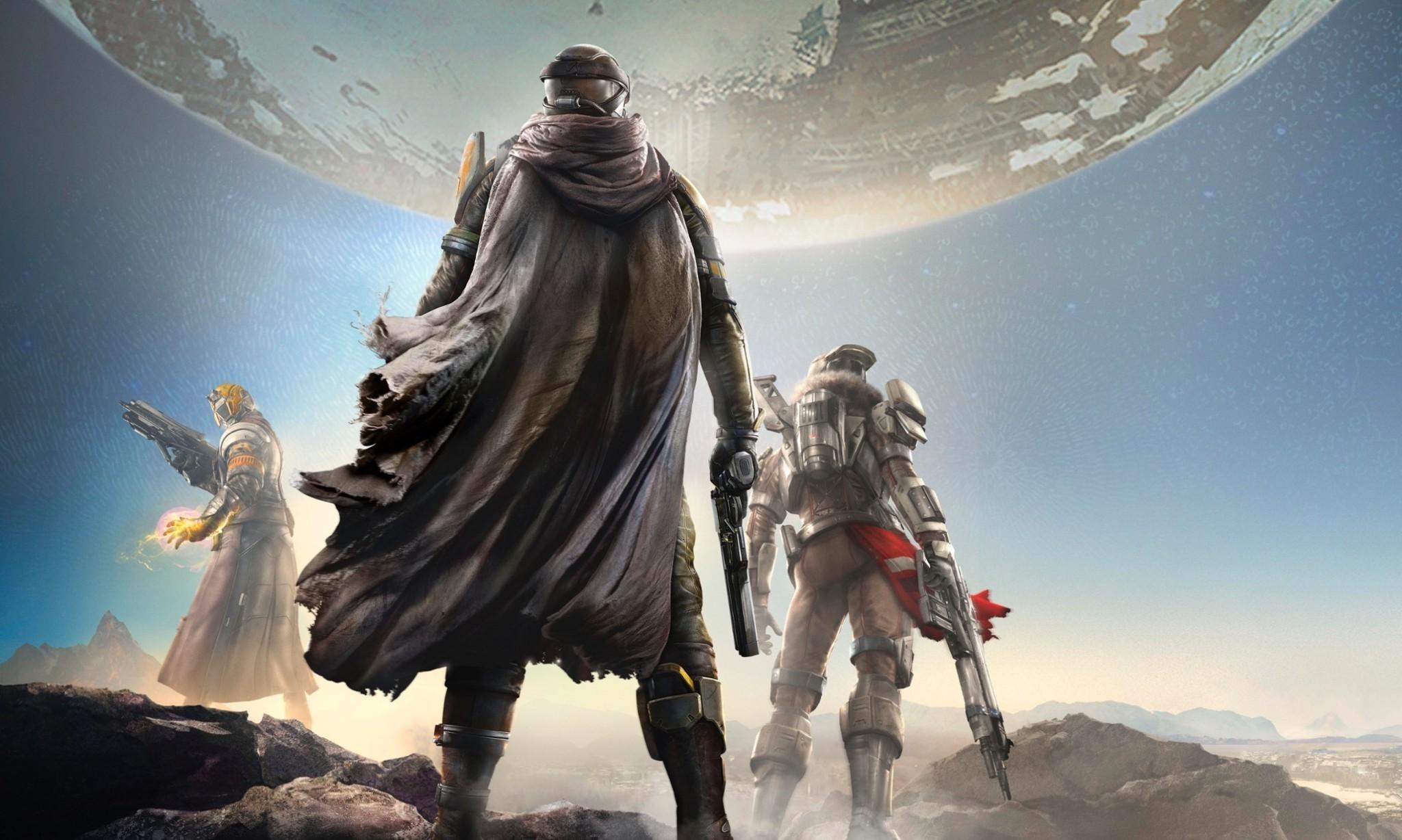Destiny – a non-gamer's guide to 2014's biggest game