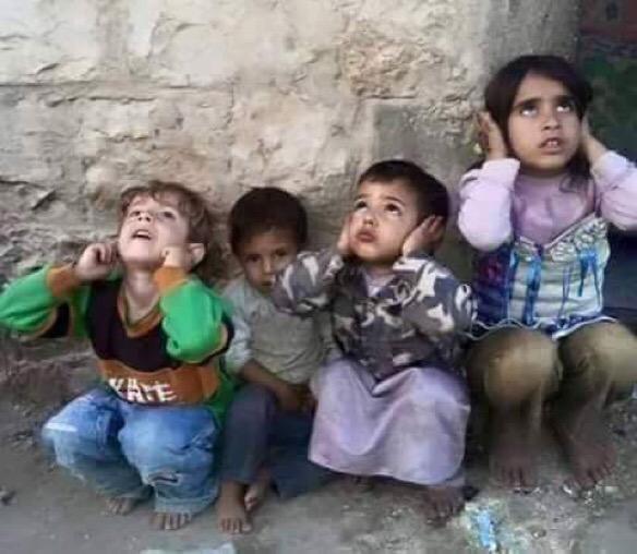 هذا حال أطفال اليمن