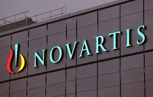 Neue Medikamente geben Pharmariese Novartis Schwung