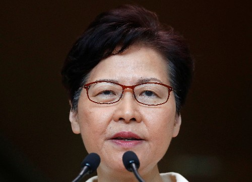 Hong Kong leader to announce withdrawal of extradition bill: media report