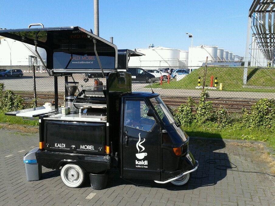 ik moet even tanken;-) Eurotank Amsterdam