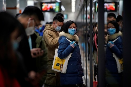 Chinese movies scrap Lunar New Year premieres due to virus outbreak