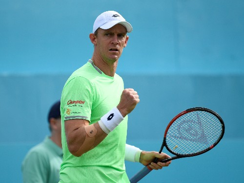 Anderson makes winning return from injury at Queen's
