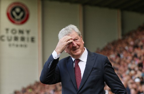 No easy fix to Palace's scoring woes, says Hodgson