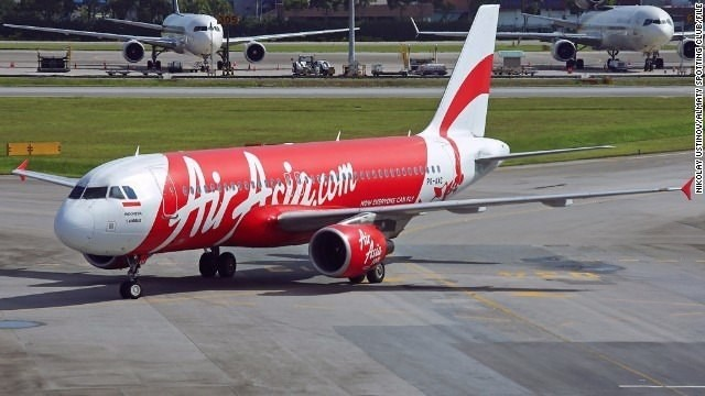 10 AirAsia Flight QZ8501 questions