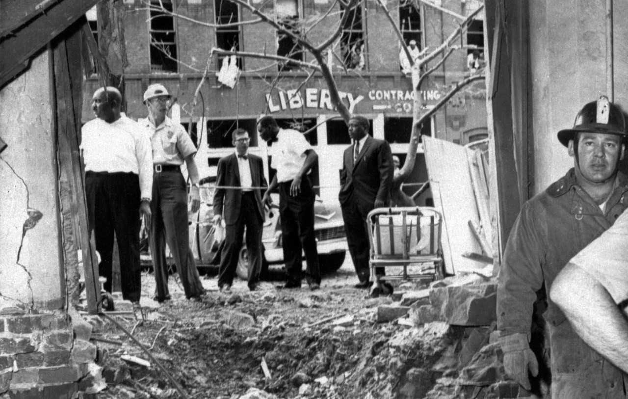 """""""Negros have experienced grossly unjust treatment in the courts, there have been more unsolved bombings of negros homes and churches in Birmingham than any other city in the nation."""""""