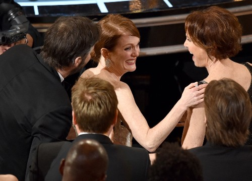 Big Night for Birdman: Oscars in Pictures