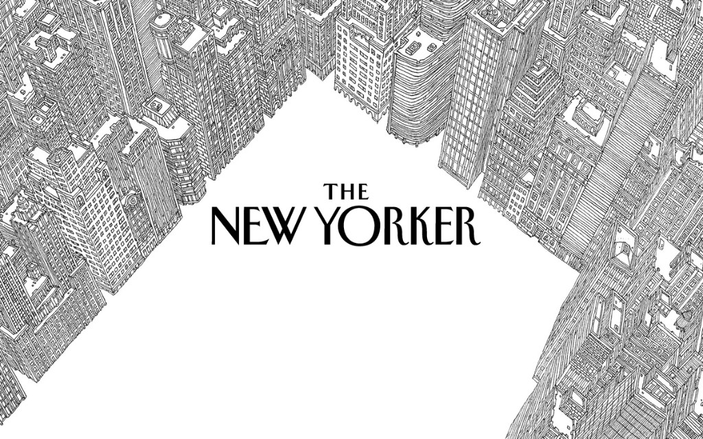 new yorker - Magazine cover