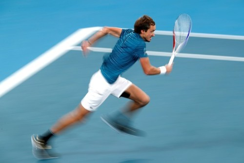 Medvedev has thrown a curve ball, says McEnroe